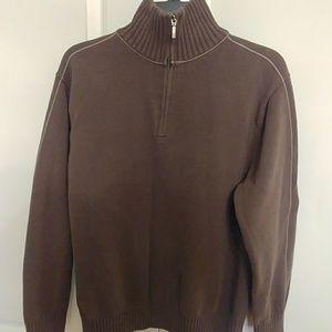 Men's Gap athletic fit sweater